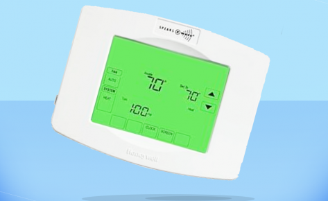 Honeywell Touch Screen Thermostat ZWSTAT (Pulse Compatable)